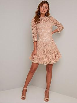 chi-chi-london-emberley-dress-mink
