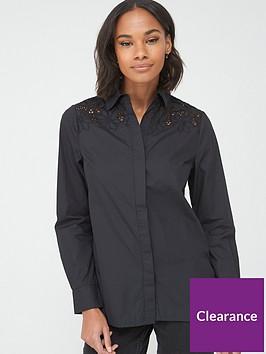 v-by-very-lace-yoke-cotton-shirt-black