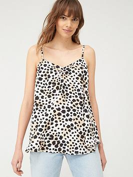 v-by-very-ruched-front-cami-leopard
