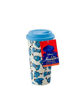 Disney Aladdin Genie Travel Mug