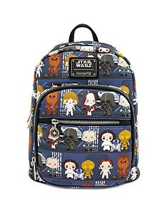 star-wars-loungefly-star-wars-faux-leather-mini-backpack