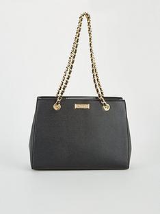 carvela-hurry-tote-bag-black