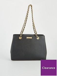 carvela-hurry-tote-bag-black