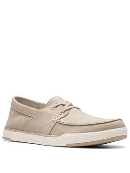 Clarks Clarks Step Isle Base Shoes - Sand Picture