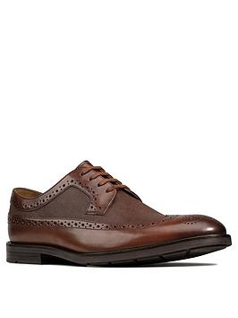 Clarks Clarks Ronnie Limit Lace Up Shoe Picture