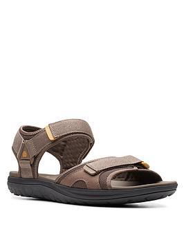 clarks-step-beat-sun-sandals-brown