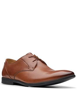 Clarks Clarks Bampton Lace Up Shoe Picture