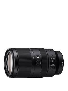 Sony Sel70350G E-Mount Aps-C 5X Super-Telephoto Zoom G Lens