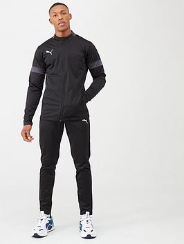 Puma Puma Football Tracksuit - Black Picture
