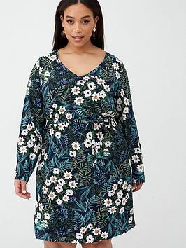 Junarose Junarose Karakeenan Printed Dress - Multi Picture