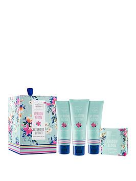 Scottish Fine Soaps Scottish Fine Soaps Meadow Bloom Gift Set Picture