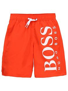 boss-boys-classic-logo-swimshort-bright-red