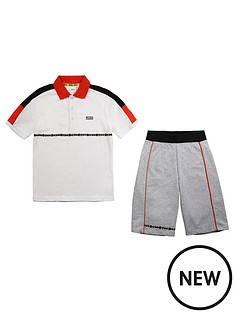 boss-boys-2-piece-short-sleeve-polo-shirt-and-shorts-set-multi