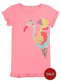 billieblush-girls-flamingo-applique-t-shirt-dress-pale-pink