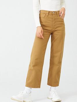 Levi's Levi'S Ribcage Straight Ankle Jeans - Denim Picture