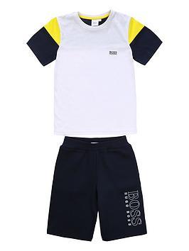 boss-boys-2-piece-colourblock-t-shirt-and-shorts-set-multi