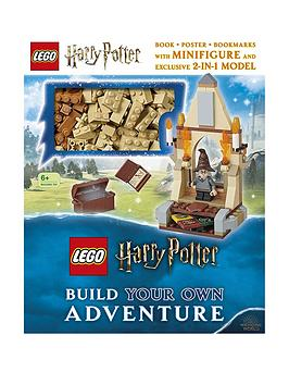 Lego Lego Lego Harry Potter Build Your Own Adventure Picture
