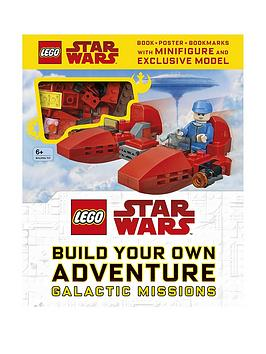 Lego Lego Star Wars Build Your Own Adventure Picture