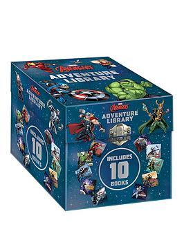 marvel-avengers-adventure-library