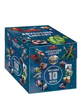 Marvel Marvel Avengers Adventure Library Picture