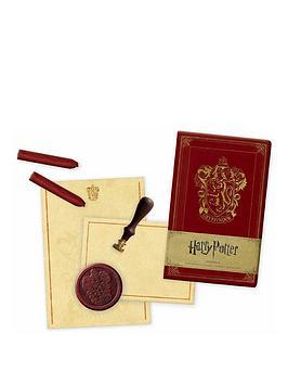 Harry Potter Gryffindor Stationary Set
