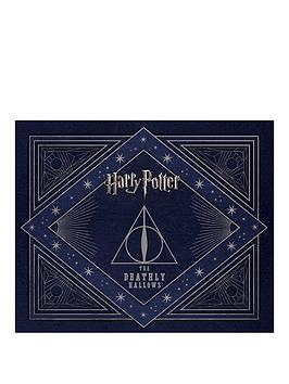 Harry Potter Harry Potter Harry Potter Deathly Hallows Deluxe Stationary  ... Picture