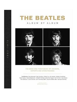 Very The Beatles Album By Album