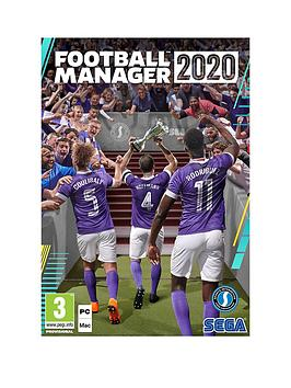 PC Games  Pc Games Football Manager 2020 - Pc