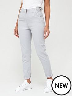 v-by-very-girlfriend-chino-trousers-grey