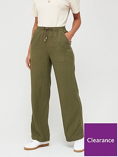 v-by-very-linen-mix-trousers-khaki