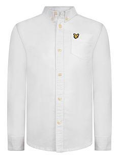 lyle-scott-boys-classic-long-sleeve-oxford-shirt