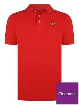 lyle-scott-boys-classic-short-sleeve-polo-shirt-red