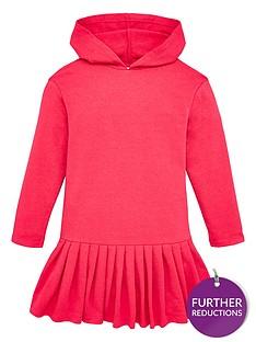 v-by-very-girls-drop-waist-frill-hem-hoodie-dress-pink