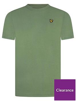 lyle-scott-boys-classic-short-sleeve-t-shirt-green