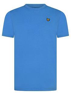 lyle-scott-boys-classic-short-sleeve-t-shirt-french-blue