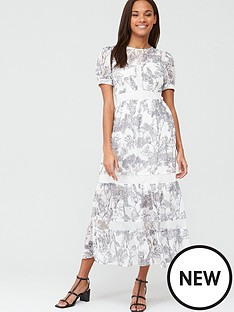 v-by-very-lace-trim-toile-layered-maxi-dress-mono-print