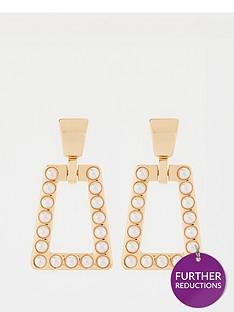 v-by-very-pearl-door-knocker-earrings-gold