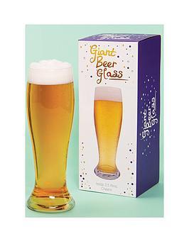 Fizz   Giant Beer Glass