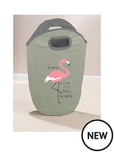 flamingo-laundry-bag