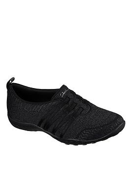 Skechers Skechers Breathe-Easy Approachable Pump - Black Picture