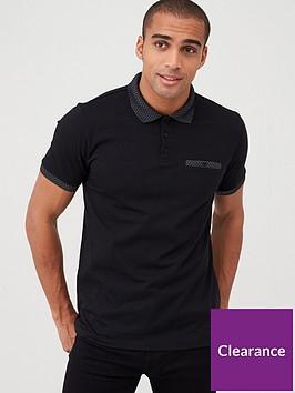 v-by-very-smart-geo-collar-polo-shirt-black