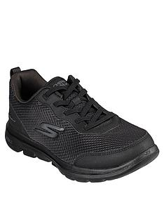 skechers-gowalk-5-wide-fit-trainer-black