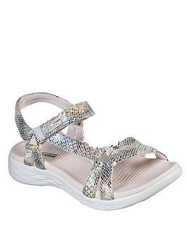 skechers-on-the-go-600-boa-flat-sandals-multi