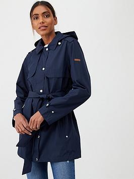 Regatta Regatta Garbo Waterproof Trench Jacket - Navy Picture