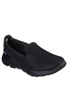 skechers-go-walk-5-athletic-air-mesh-slip-onnbsp--black