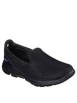 skechers-go-walk-5-slip-on-pump-black