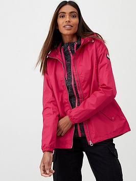 Regatta Regatta Lilibeth Waterproof Jacket - Pink Picture