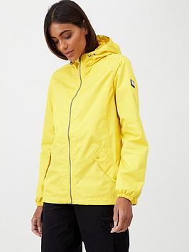 Regatta Regatta Lilibeth Waterproof Jacket - Yellow Picture