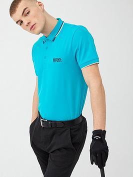 Boss Boss Paddy Pro Golf Polo Shirt - Turquoise Picture