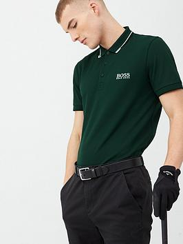 Boss Boss Paddy Pro Golf Polo Shirt - Forest Green Picture